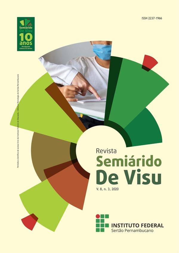 Visualizar v. 8 n. 3 (2020): Revista Semiárido De Visu - v. 8, n. 3, 2020